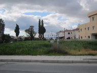 Empty Commercial/Residential Land, Livadia Municipality, Larnaca City, Cyprus