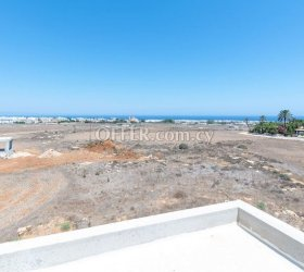 3 Bedroom Seaview Apartment in Paralimni
