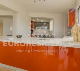 3 Bedroom Seaview Apartment in Protaras