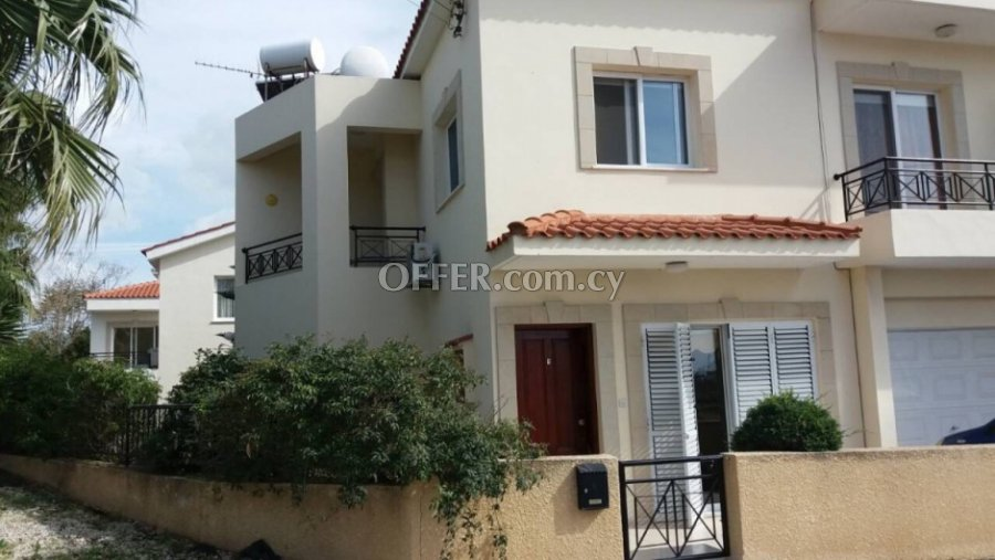 3 Bedroom House in Exo Vrisi, Universal for Sale - 2