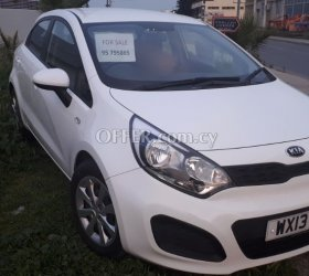 2013 KIA Rio 1.3L Petrol Manual Hatchback