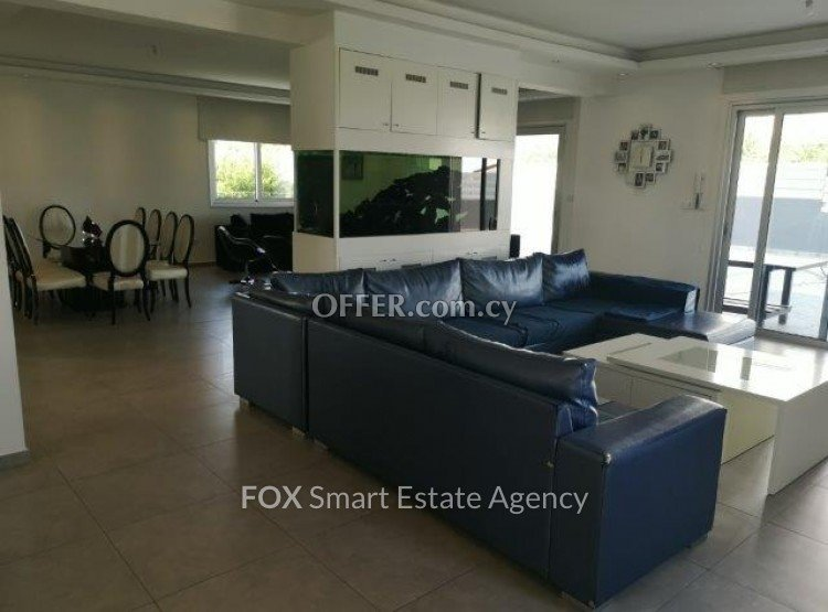 4 Bed  				Detached House 			 For Rent in Ypsonas, Limassol - 1