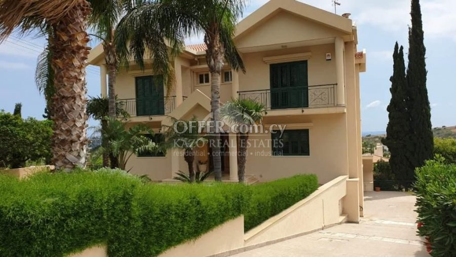 House Detached in Sfalantziotissa Limassol - 1
