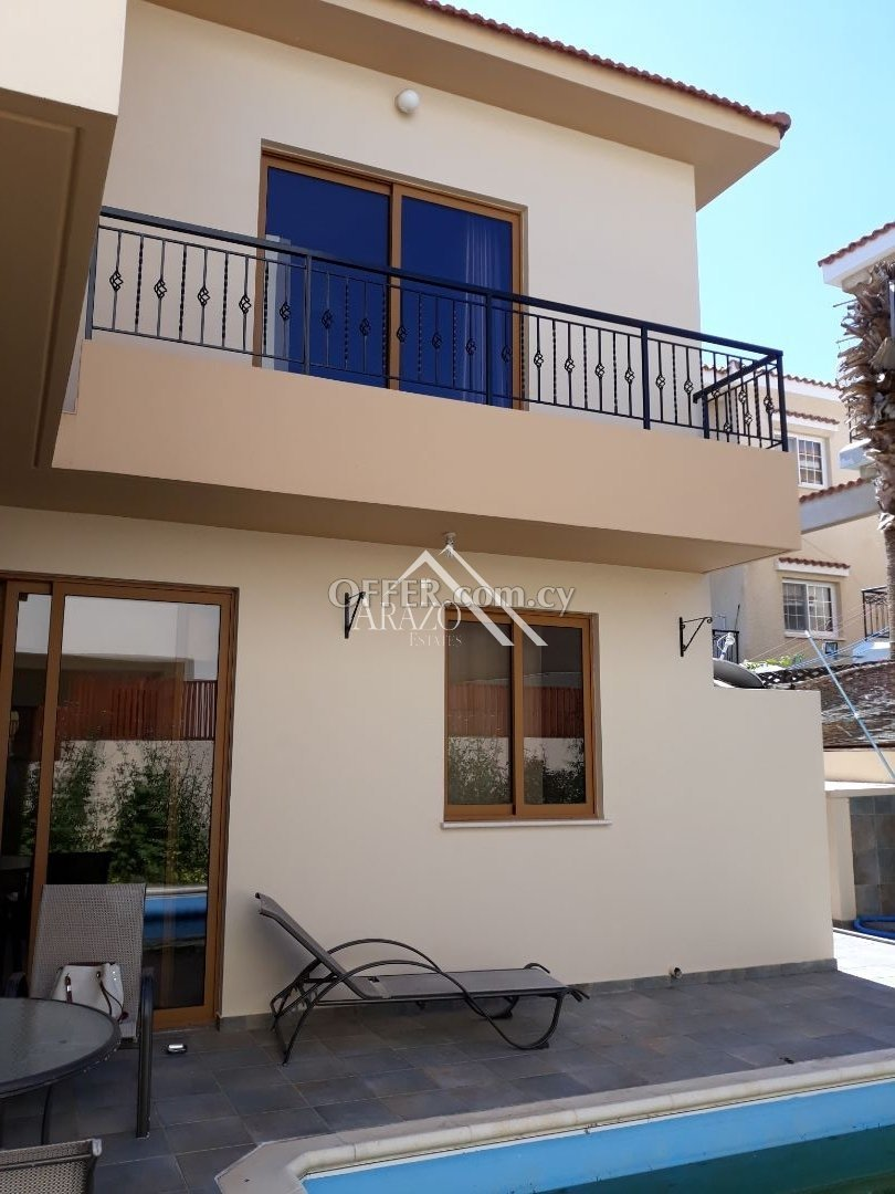 3 Bed House For Sale in Oroklini, Larnaca - 1