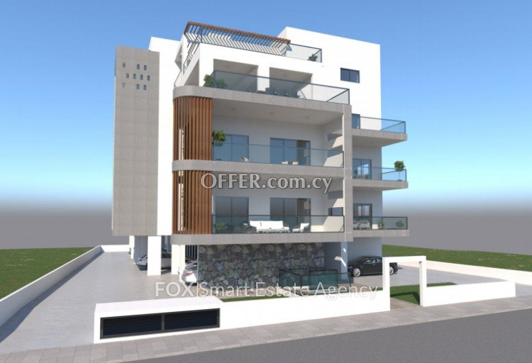 3 Bed  				Apartment 			 For Sale in Kapsalos, Limassol - 3