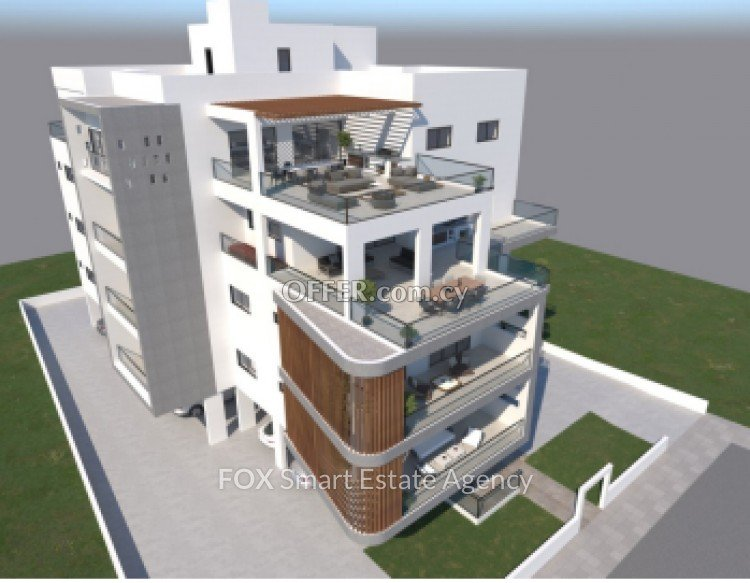 3 Bed  				Apartment 			 For Sale in Kapsalos, Limassol - 4
