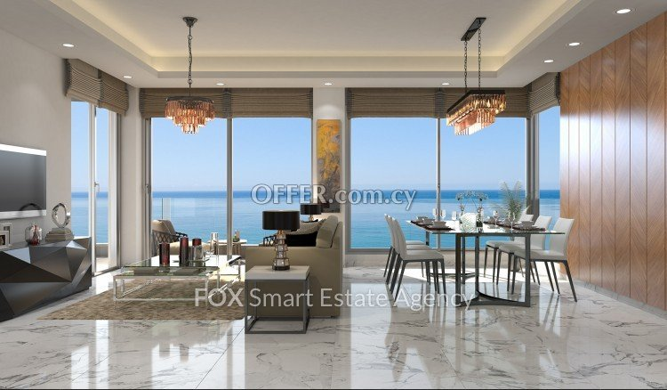3 Bed  				Apartment 			 For Sale in Agios Tychon - Tourist Area, Limassol - 4