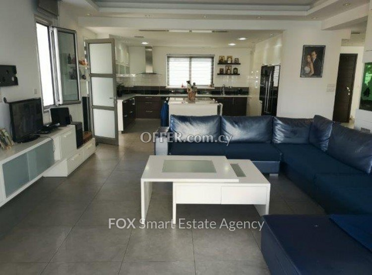 4 Bed  				Detached House 			 For Rent in Ypsonas, Limassol - 5