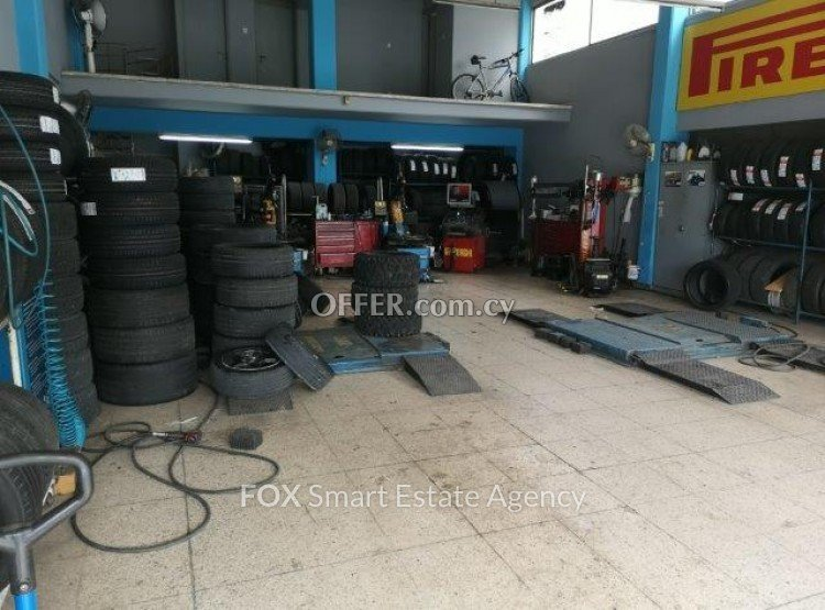 Shop 			 For Sale in Omonoia, Limassol - 5