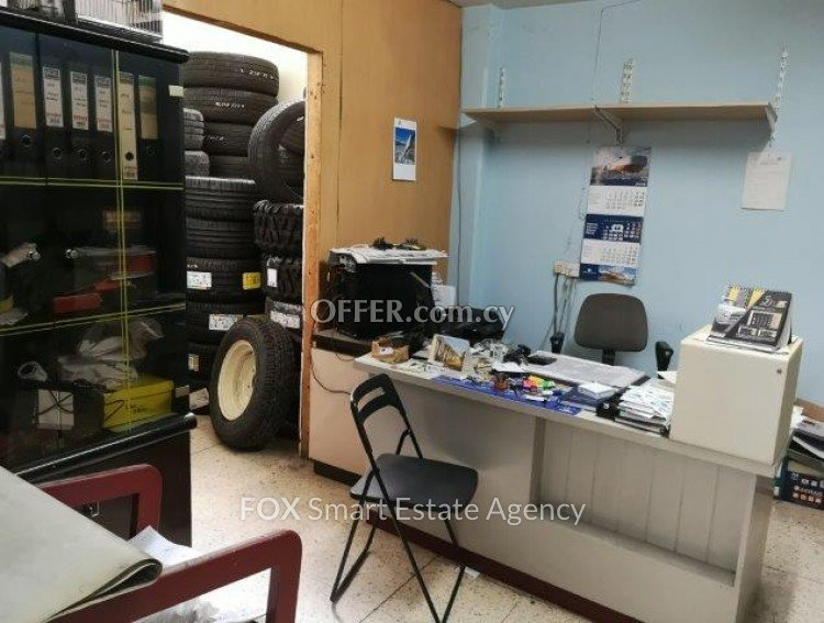 Shop 			 For Sale in Omonoia, Limassol - 6