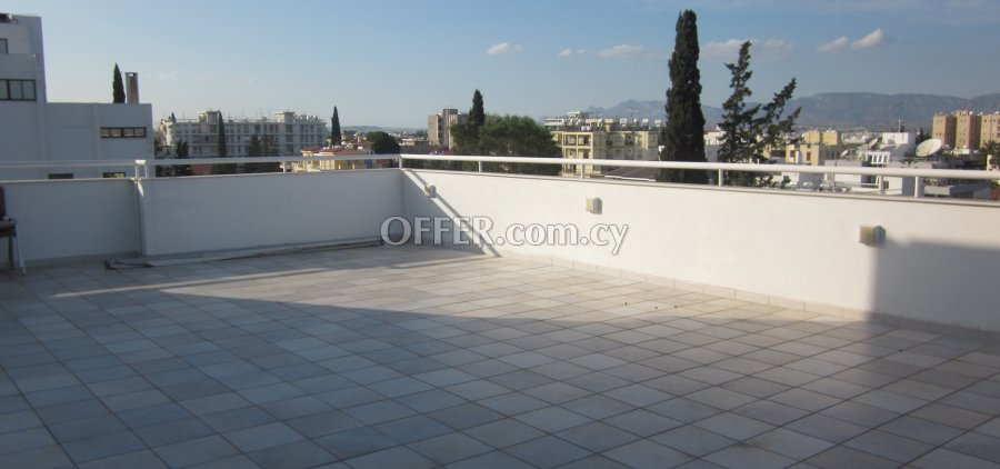 3 Bedrooms Penthouse Flat In Agios Andreas - 6