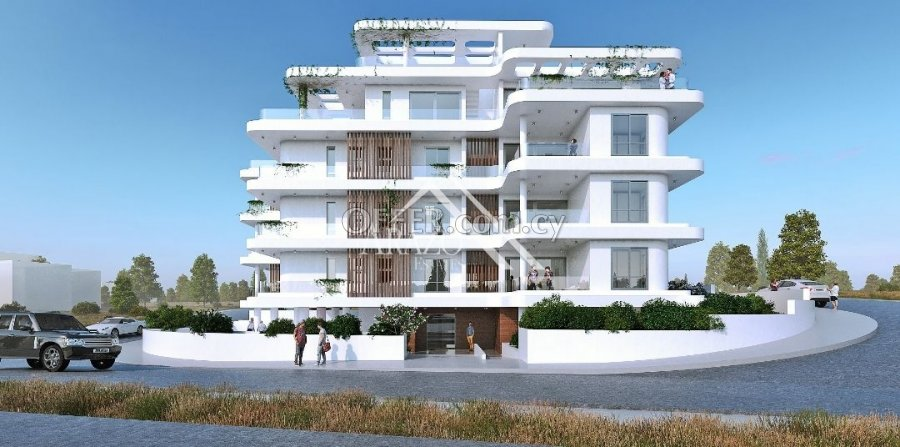 2 Bed Apartment For Sale in Krasa, Larnaca - 1