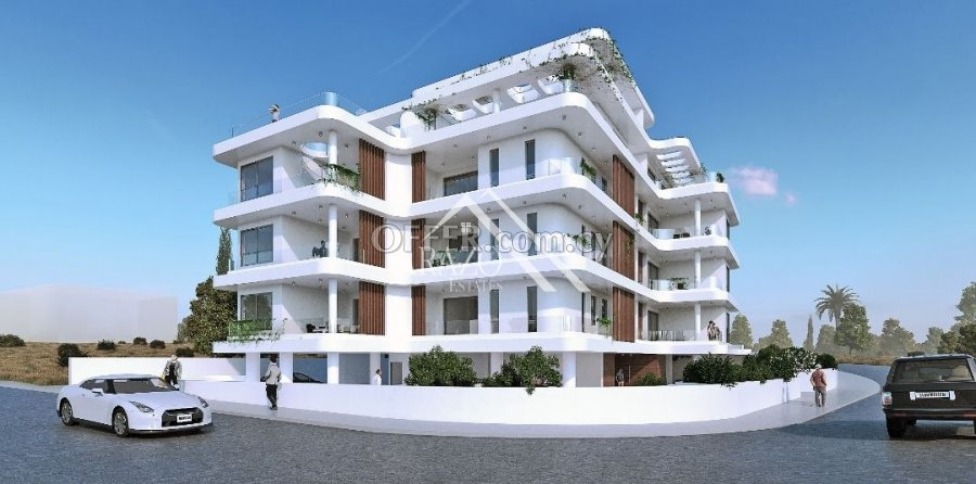 2 Bed Apartment For Sale in Krasa, Larnaca - 2