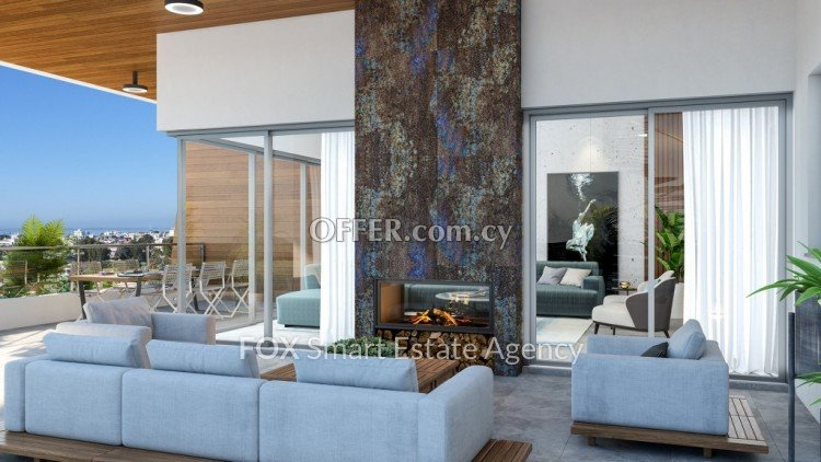 3 Bed  				Penthouse 			 For Sale in Germasogeia, Limassol - 3