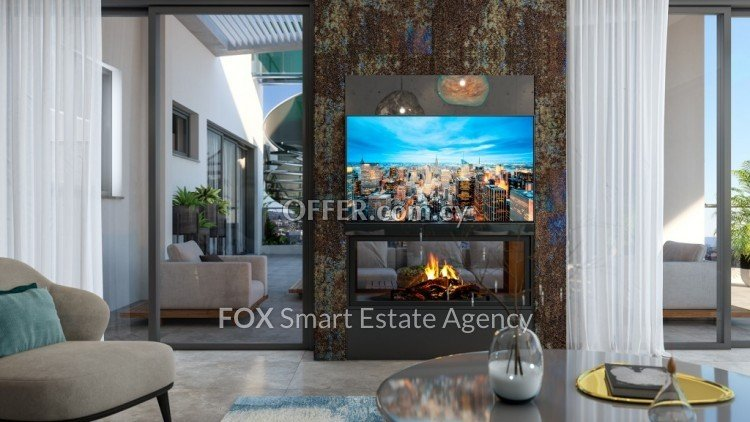 3 Bed  				Penthouse 			 For Sale in Germasogeia, Limassol - 4