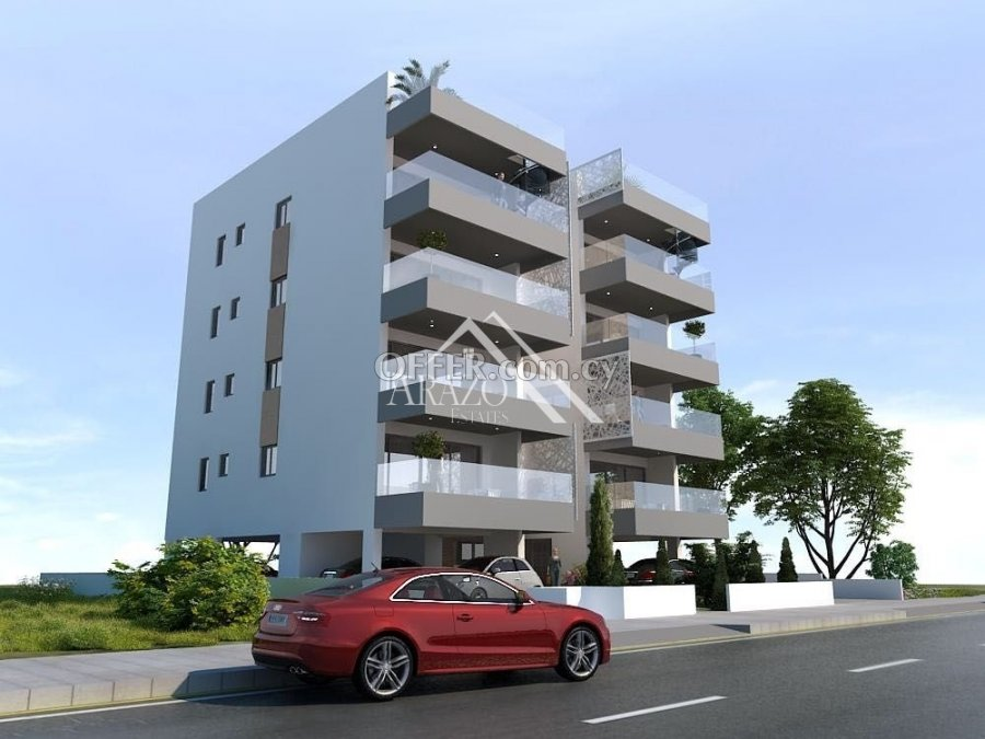 2 Bed Apartment For Sale in Faneromeni, Larnaca - 4