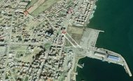 Residential Plot next to Larnaca Harbor