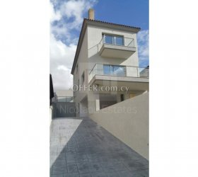 Brand new three bedroom house with sea view for sale in Erimi - 11191