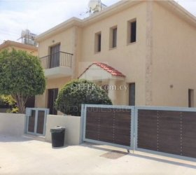 Detached three bedroom family house for sale in Anthoupoli - 11394