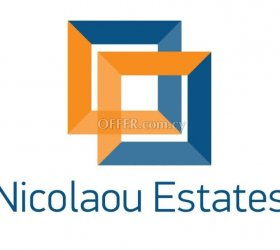 Plot for sale in Kolossi area of Limassol - 11212