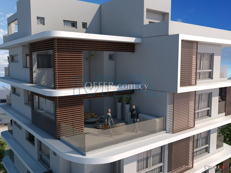 Luxury  Apartment In Makenzie - Larnaca - 1