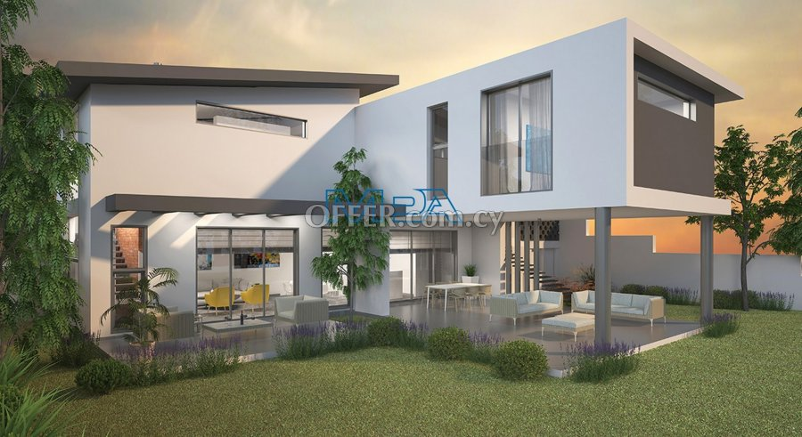 Modern House in Kallithea Dali  for Sale - 1