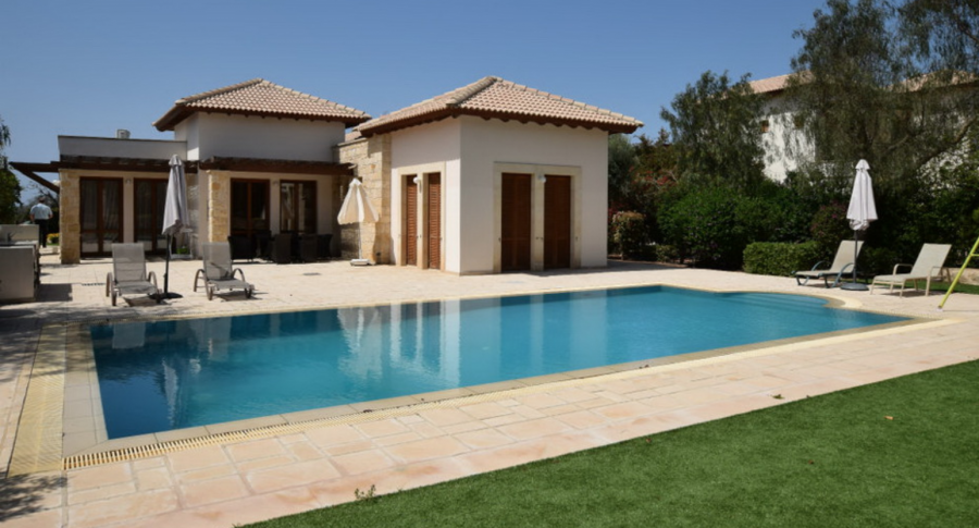 Three Bedroom Villa in Aphrodite Hills, Paphos for sale - 1
