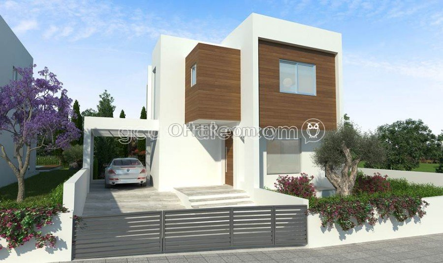 3 Bedroom House For Sale, Pareklisia, Limassol - 4