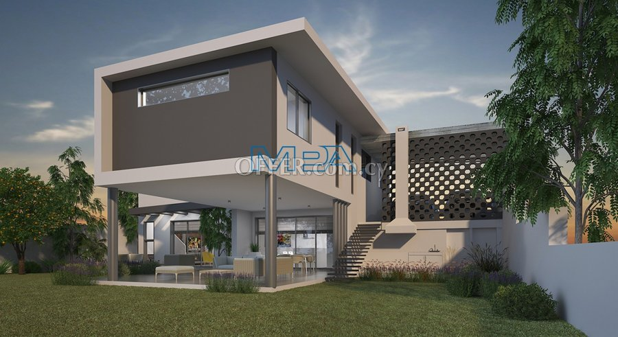 Modern House in Kallithea Dali  for Sale - 2