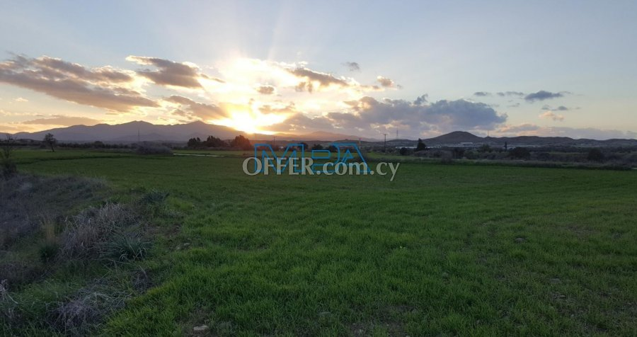 Agricultural Land in Kotsiatis for Sale - 2