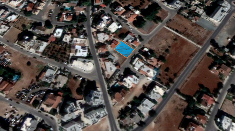 Plot of 509m2 in Lakatamia For Sale - 2