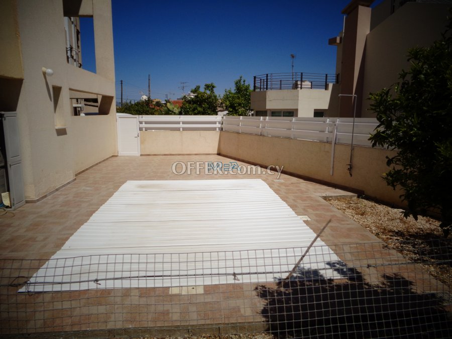 Ground Floor Apartment with private Swimming pool in Latsia for Sale - 6