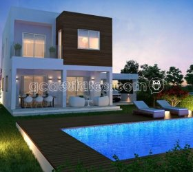 3 Bedroom House For Sale, Pareklisia, Limassol - 1