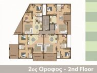B401 - New Apartments In Kaimakli For Sale - 2
