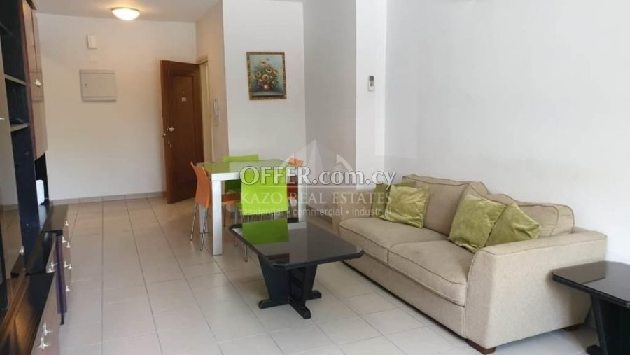 Apartment Ground Floor in Agia Triada Limassol - 1