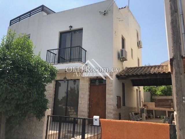 3 Bed House For Sale in Krasa, Larnaca - 1