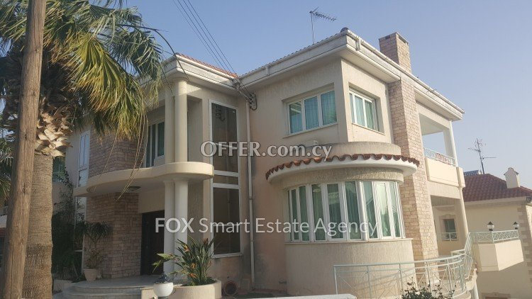 5 Bed  				Detached House 			 For Rent in Potamos Germasogeias, Limassol - 1