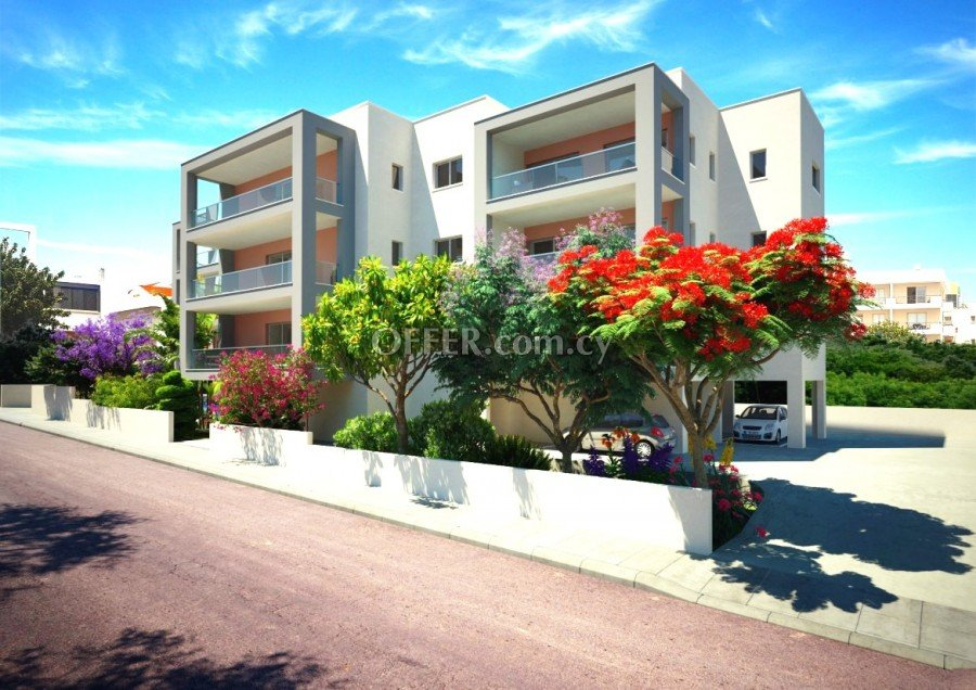 Luxury 3 Bedroom Apartment in Paphos Center - Cyprus - 1