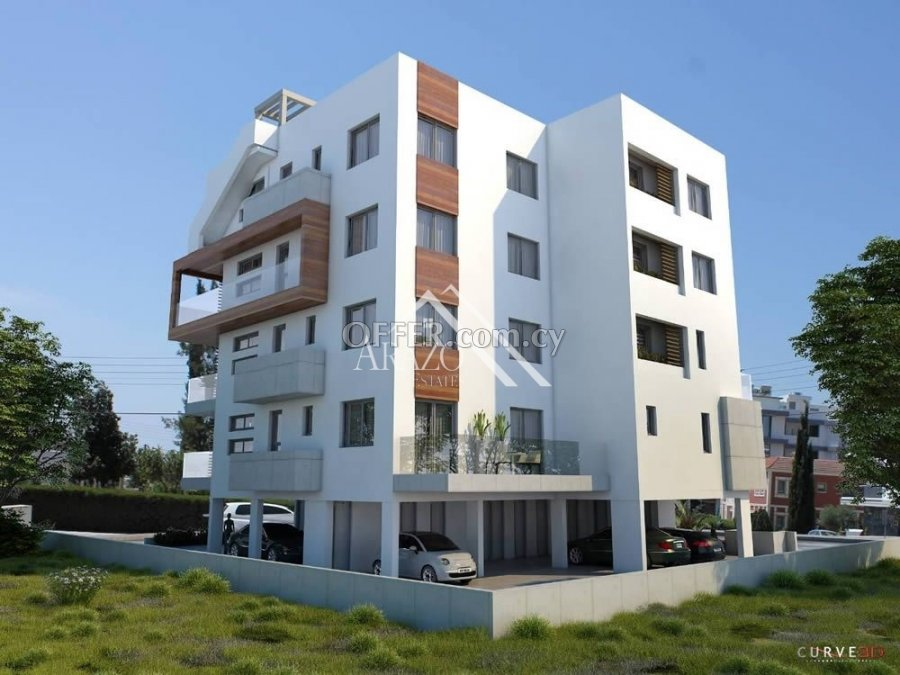2 Bed Apartment For Sale in Drosia, Larnaca - 1