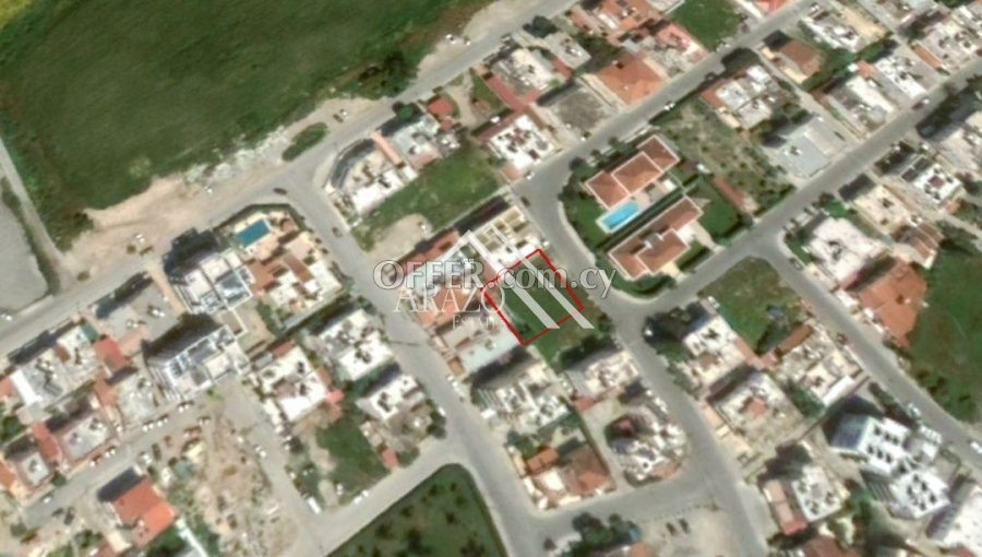 Building Plot For Sale in Harbor Area, Larnaca - 1