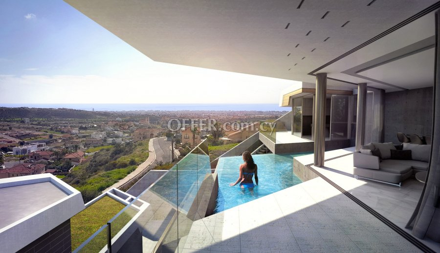 5-bedroom Detached Villa 450 sqm in Agios Athanasios, Limassol - 1