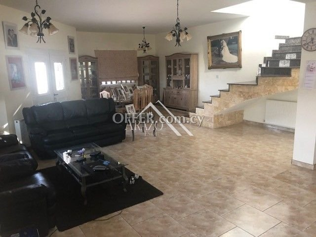 4 Bed House For Sale in Dasaki Achnas, Larnaca - 1