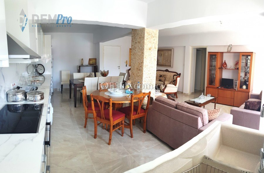 For Sale 3 Bedroom Apartment in Paphos Town Center - Cyprus - 2