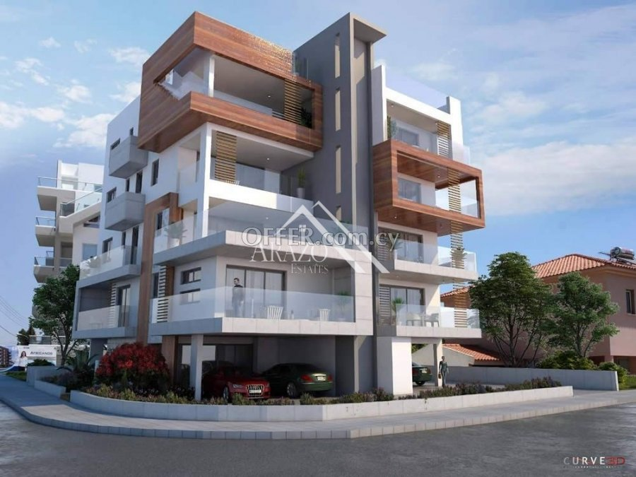 2 Bed Apartment For Sale in Drosia, Larnaca - 2