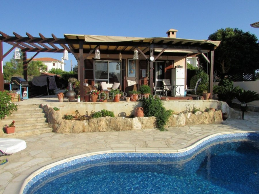 2-bedroom Detached Villa 87 sqm in Pissouri, Limassol - 2