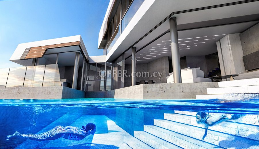 5-bedroom Detached Villa 450 sqm in Agios Athanasios, Limassol - 2