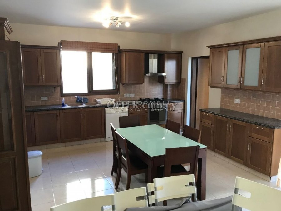 Four Bedroom  House with swimming pool, Tourist Area of Voroklini Village of Larnaca District, Cyprus - 3