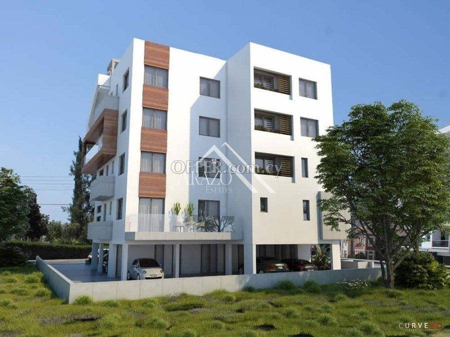2 Bed Apartment For Sale in Drosia, Larnaca - 4