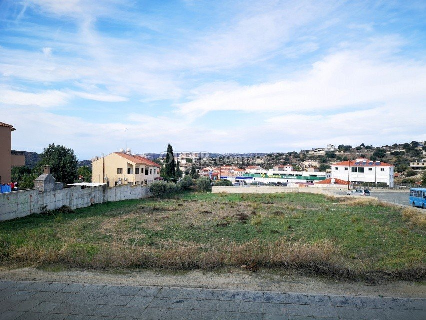 Building Plot 1080 sm in Pissouri, Limassol - 4