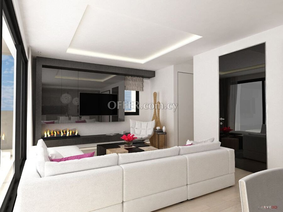 2-bedroom Apartment 100 sqm in Larnaca (Town), Larnaca - 4